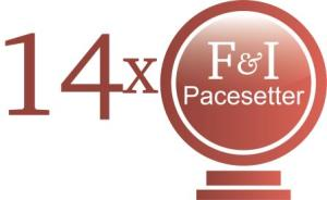 F&I and Showroom Magazine F&I Pacesetter