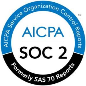 SSAE16 Certified